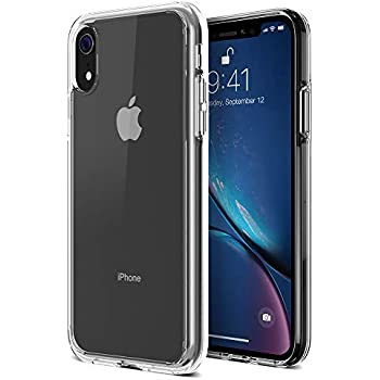 iphone xr clear case jetech