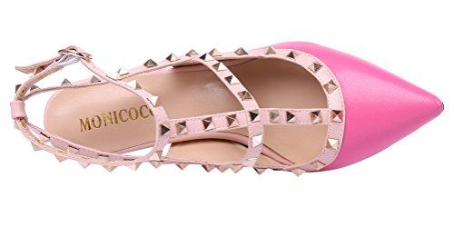 MONICOCO 2015 - Zapatos de vestir para mujer Pfirsichrot PU