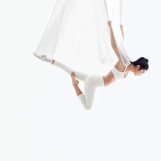 NFNFUNNM Hamaca De Yoga Yoga Aéreo Pilates Entrenamiento ...