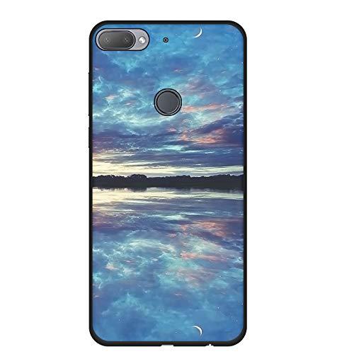 Aksuo for HTC D12 Plus Case ,