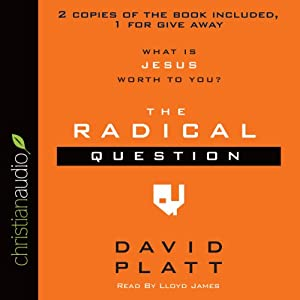 The Radical Question Hörbuch