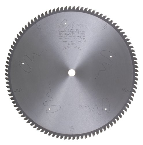 "Tenryu MP-305100AB2 12"" Carbide Tipped Saw Blade ( 100 Tooth ATAFR Grind - 5/8"" Arbor - 0.118 Kerf)"