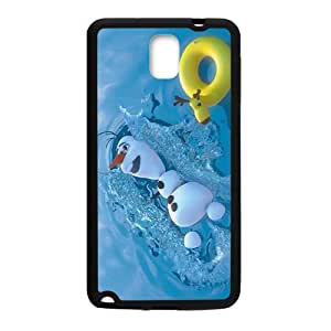 Frozen lovely snow baby Cell Phone Case for Samsung Galaxy Note3