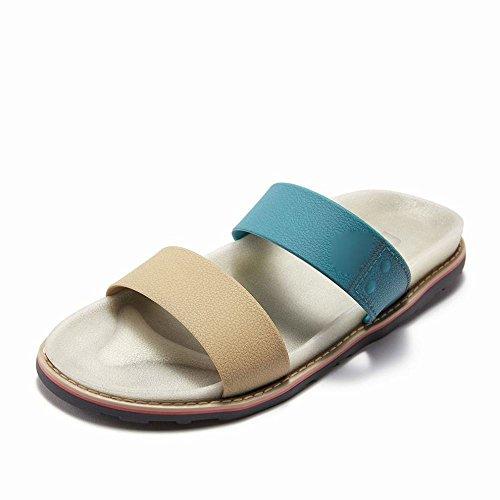 tendenza trascinare personalit estate spiaggia uomo parola RBB cool pantofole da estate Pantofole antiscivolo estate wFA7xTz