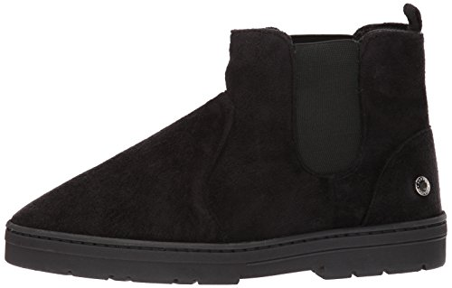 Steve Madden Men's Pclinton Slipper, Black, 9 M US by Steve Madden (Image #5)