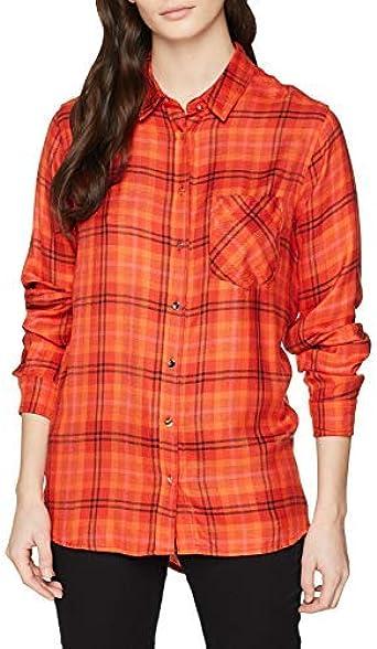 New Look Camisa para Mujer: Amazon.es: Ropa y accesorios