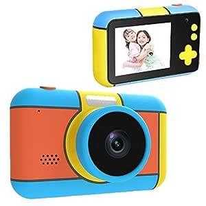 WWSS cámara de los niños, Regalo de cumpleaños del Juguete cámara ...