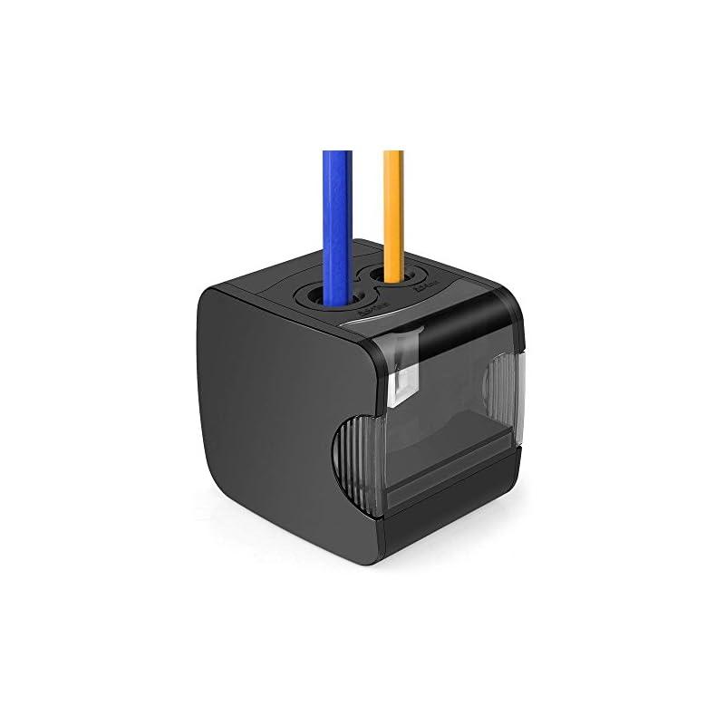 Electric Pencil Sharpener, AOFU USB Doub