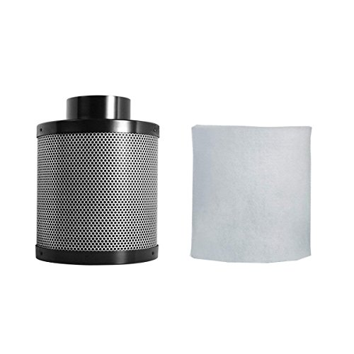 charcoal air filter scrubber - 9