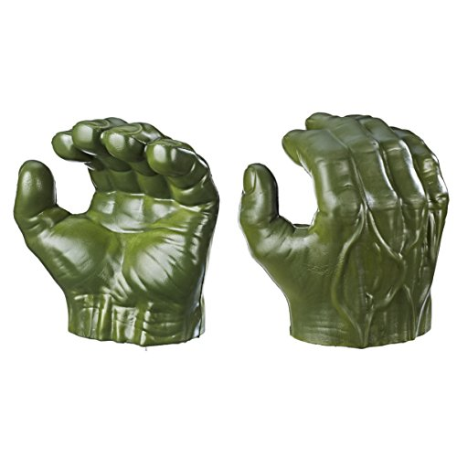 Marvel Avengers Gamma Grip Hulk Fists]()