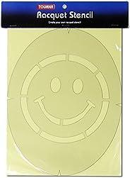Tourna Fun Design Racquet Stencils