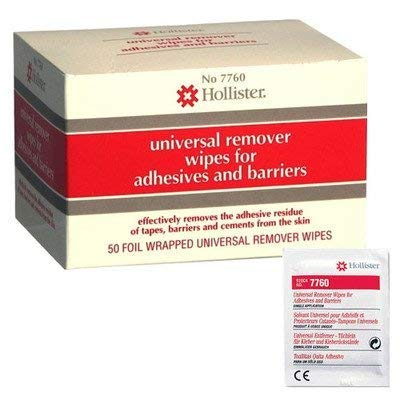 (507760PK - Universal Remover Wipes)