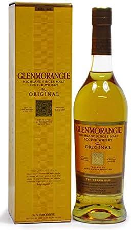 Glenmorangie - The Original - 10 year old Whisky