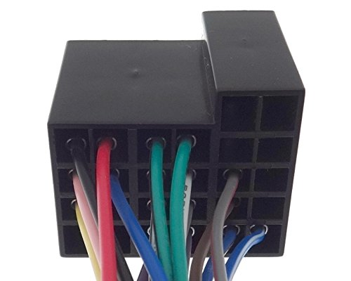 OPEL Display Adapter Radio Stecker TID MID Kabel Astra Corsa Tigra Vectra Signum