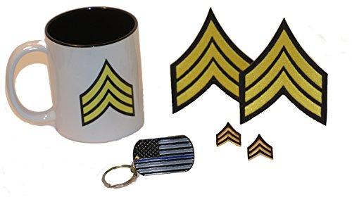 Black Sergeant Coffee Uniform Accessories product image