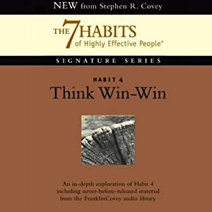 Think Win-Win Audiobook