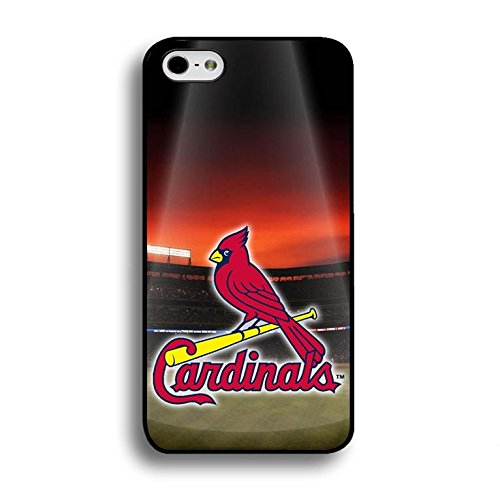 Hot Cool Baseball St Louis Cardinals Phone Case Cover for Iphone 6 Plus/6s Plus 5.5 Inch St Louis Cardinals Fantasy