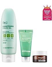 Dr.G Brightening Peeling Gel Special Edition + pH Cleansing Gel 30ml + Filagrin Barrier Balm 6ml