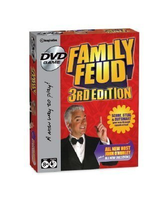 Imagination Games Family Feud DVD ()