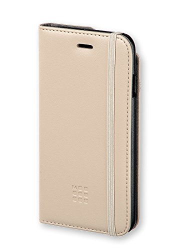 Moleskine Classic Booktype Case for Iphone 6, Khaki Beige