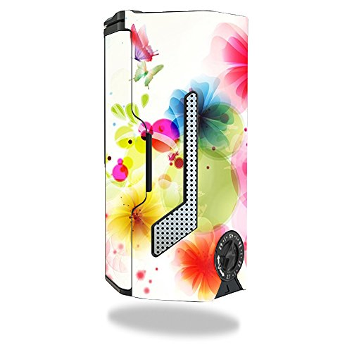(MightySkins Skin for iJoy Maxo Zenith – Pollinate | Protective, Durable, and Unique Vinyl Decal wrap Cover | Easy to Apply, Remove, and Change Styles | Made in The USA)