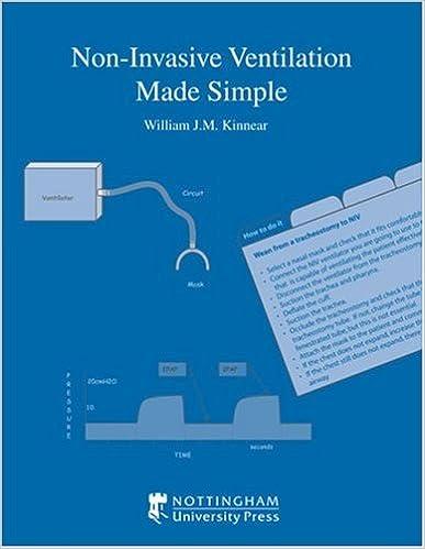 Book Non-Invasive Ventilation