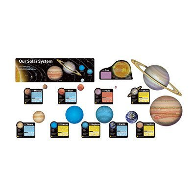 - Trend Enterprises Solar System Bulletin Board Set (T-8014) by Trend Enterprises