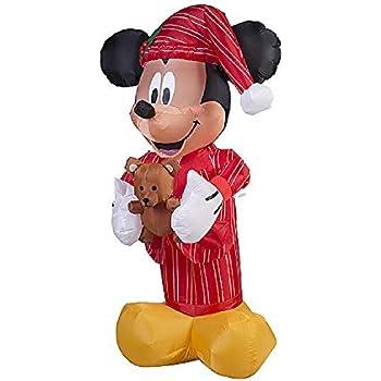 Amazon.com: Disney Energy-efficient LED Mickey Mouse Christmas ...