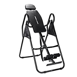 Action Club Inversion Tables Back Pain Relief Therapy Fitness Exercise Adjustable Foldable