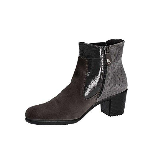 Boots Ankle Enval 8932 Grey Women EO7Szqwx