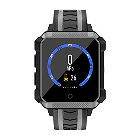 SODIAL H7 Smartwatch Android 6.0 MTK 6737 1GB 8GB 600 MAh ...