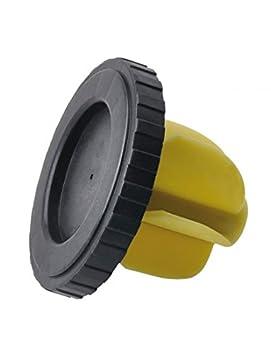 Simplemente efc01 emergencia tapa de combustible Universal Flexible Material para todos los coches y furgonetas,