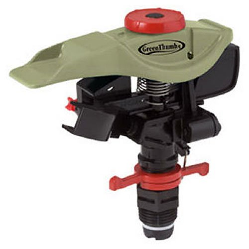Bosch Garden and Watering 193HGT Green Thumb Impulse Automatic Lawn Sprinkler Head
