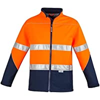 Syzmik Unisex Hi Vis Soft Shell Jacket