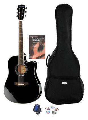 Guitarra electrica harley benton