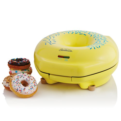 Sunbeam FPSBDML920 Donut Maker, Yellow by Sunbeam