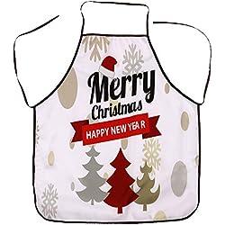 Men & Women Kitchen Apron for Thanksgiving, Christmas, Holidays Cooking, Baking, Crafting, Gardening, BBQ-Tomato HunYUN