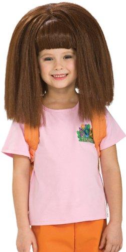Dora the Explorer Wig Costume (Dora The Explorer Princess Halloween Costume)