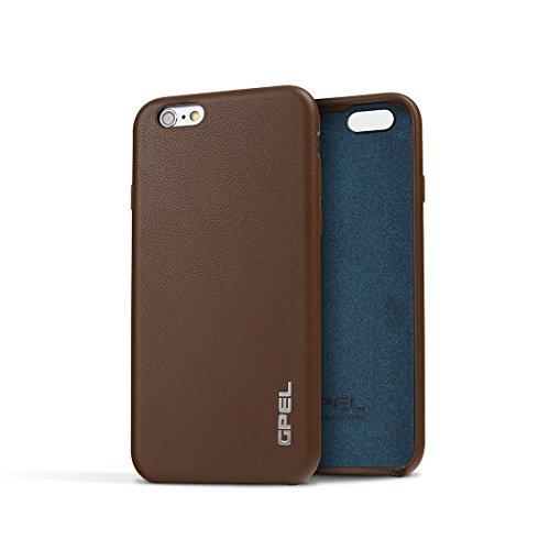 iPhone 6 | 6s Premium GPEL Handmade Leather Case Koskin with Soft...