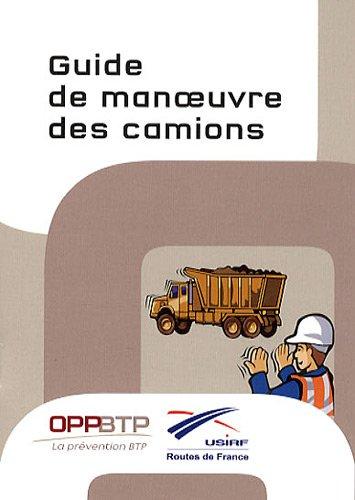 guide de manoeuvre des camions