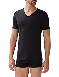 Zimmerli Pure Comfort V-Neck Short Sleeve T-Shirt