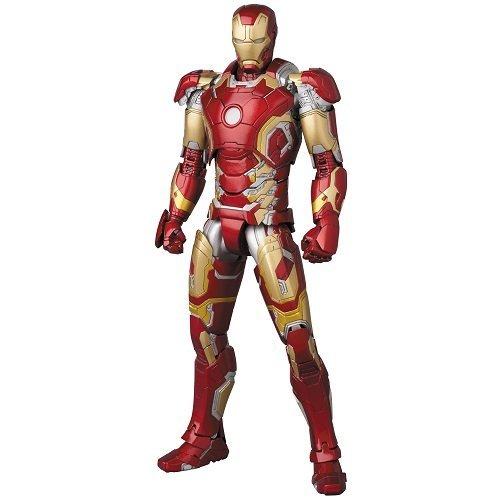 MAFEX IRON MAN MARK43 Avengers / Age of Urutoron non-scale ABS & ATBC-PVC-painted action figure Mafekkusu