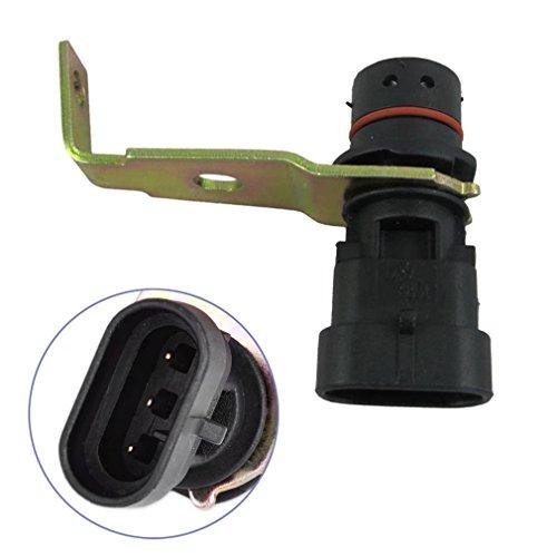 KingFurt Engine Crankshaft Position Sensor for Chevrolet GMC SU1207 PC123 10456042 (Gmc Sonoma Engine Crankshaft)