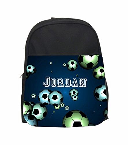 Soccer Balls -Jacks Outlet TM CUSTOMI PreSchool Children's Backpack - Customize Yours (Customize Backpacks)