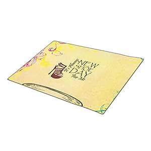 Jwssd Custom Doormat Shopping One size