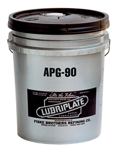 Lubriplate APG 90, L0118-035, Petroleum-Based Gear Oil, 35 Lb Pail by Lubriplate