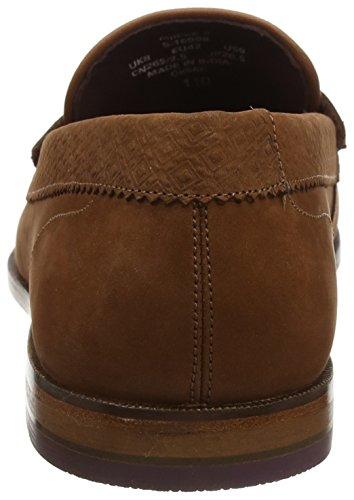 Ted Baker Herren Miicke 5 Slipper Braun (Dark Tan)