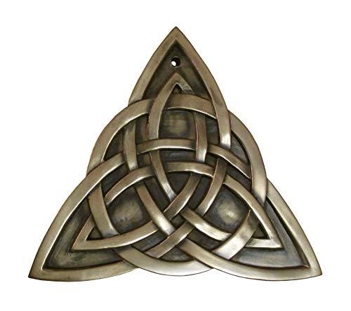 - Royal Tara Trinity Knot Bronze Wall Plaque