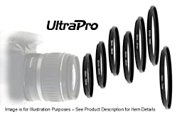 UltraPro Step-Down Adapter Ring 37mm Lens to 30.5mm Filter Size