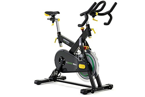 41VCo%2BoWJiL - Indoor Magnetic Indoor Cycle Green Series 6000| best Indoor Cycle| Magnetic Spin Bike